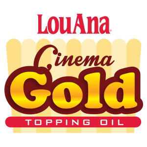 LouAna Cinema Gold Topping Oil for Popping Products